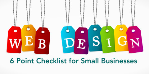 Does your Web-site meet the 6 Point Design Checklist?
