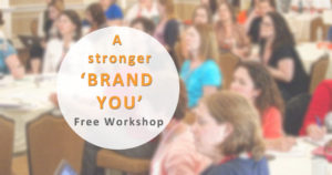 Workshops on Brand You
