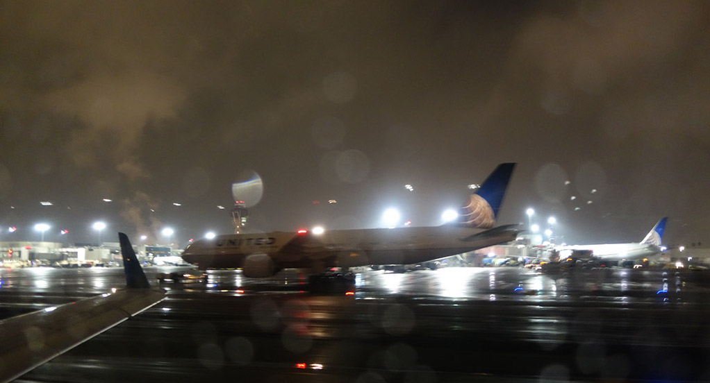 Life thinks - When United deplaned me and mine